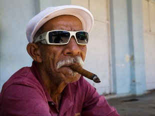 Cuban Gentleman, Vinales © David Steel