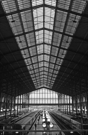 Gare du Nord, Paris  David Steel