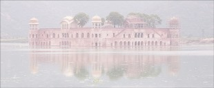 Summer Palace in the Mist  David Steel