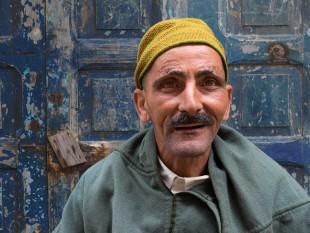 Beggar at Essaouira